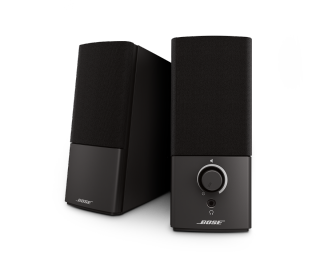Bose companion series iii. Speakers transparent multimedia png black and white