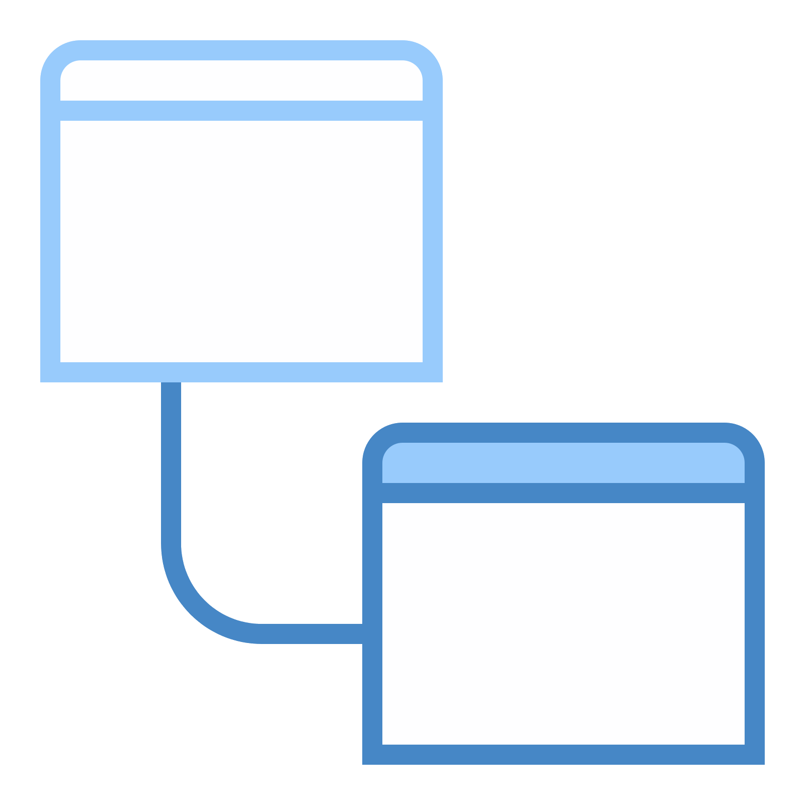 Computer static png. View level icon free