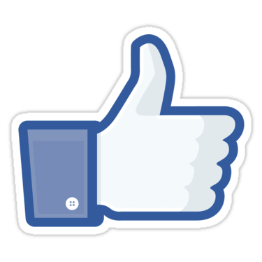 Facebook sticker png. Social media stickers and