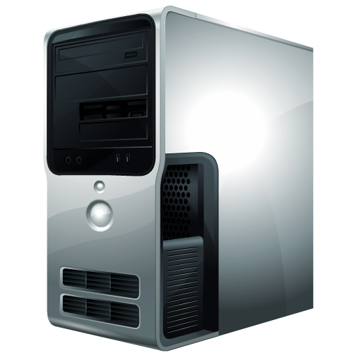 pc tower png