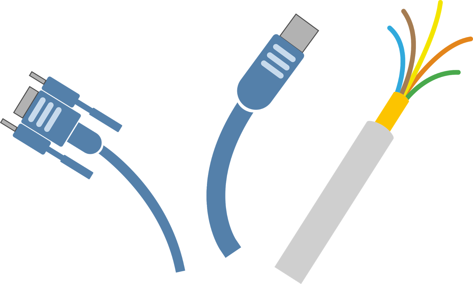 Computer wires png. Neskeb cables learn how
