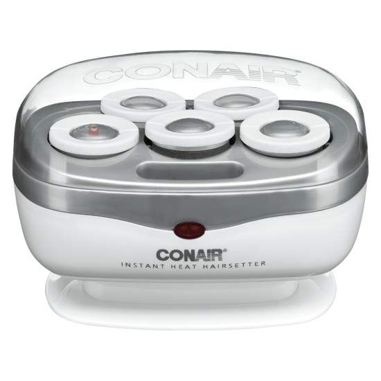 Conair clip rollers. Travel hairsetter with jumbo