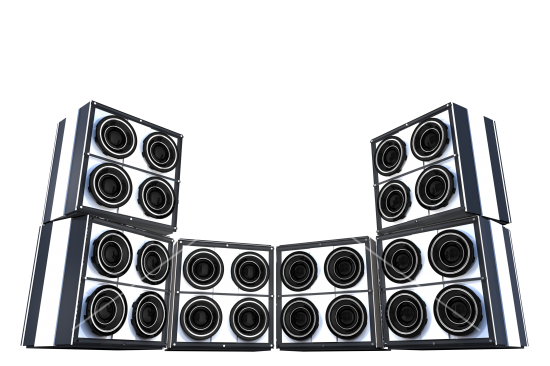 Concert speakers png. Setup download high resolution