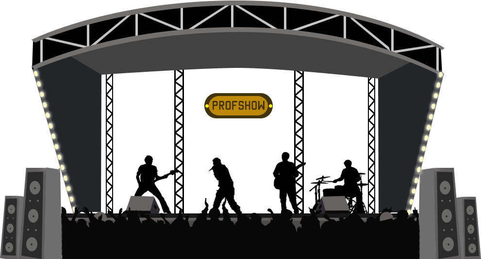 Concert stage png. Oasis that s show