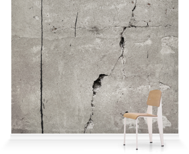 Concrete crack texture png. Murals of cracked by