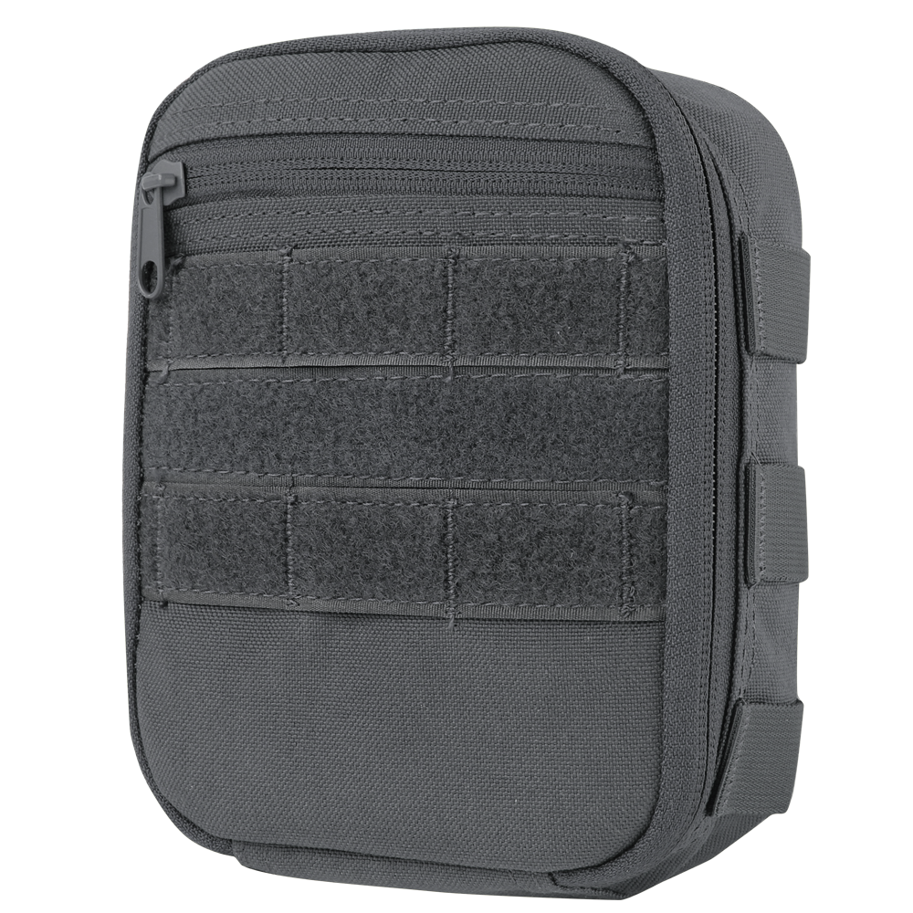 Condor drawing size. Outdoor side kick pouch