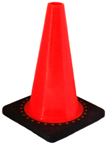 Cone clipart parking lot construction. Role of traffic cones