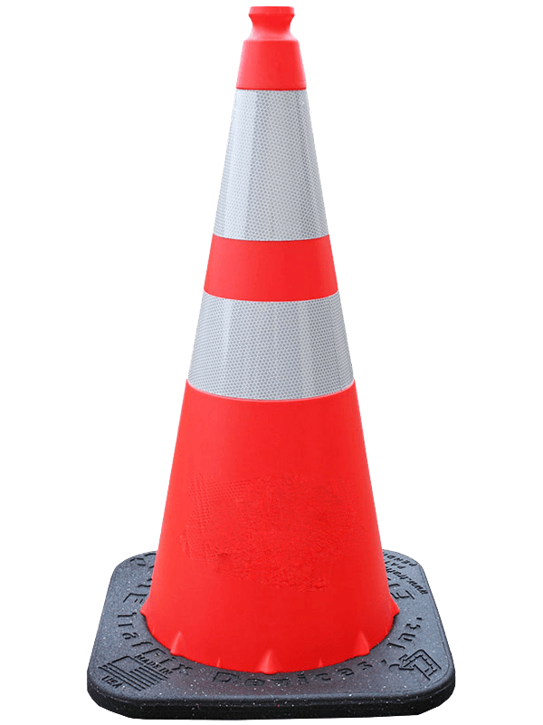 Cone clipart parking lot construction. Highway signals wholesale traffic