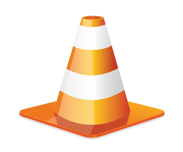 Cone clipart parking lot construction. Design a vector traffic