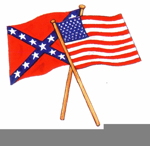 Confederate flag. Free clipart images at