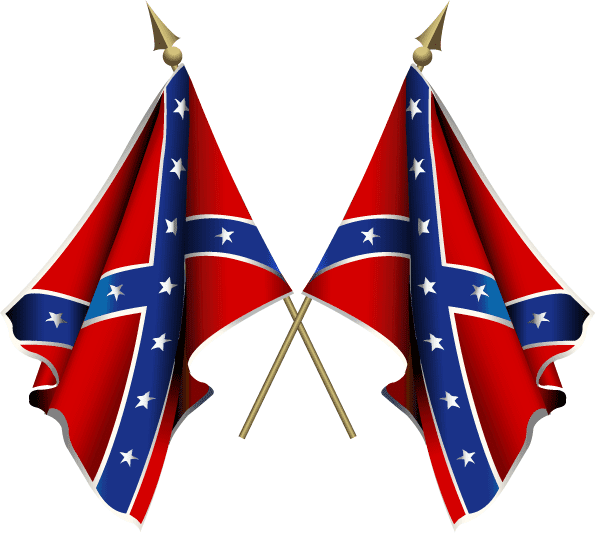Confederate flag png. Southern united states flags