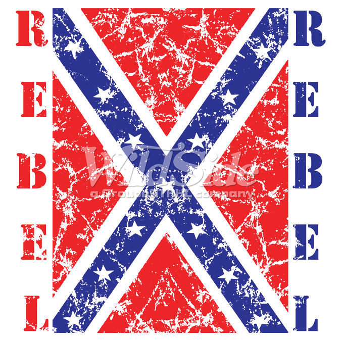 Confederate flag png. Rebel the wild side