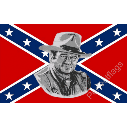 Confederate flag png. John wayne american flags