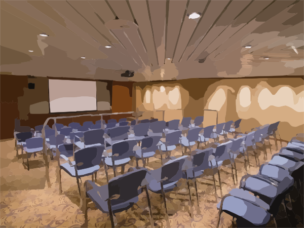 Conference clipart conference hall. Room clip art at