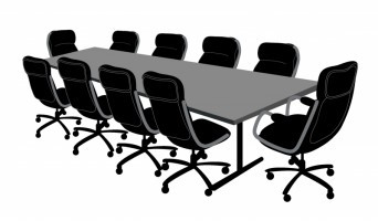 Conference clipart conference hall. When meetings are used