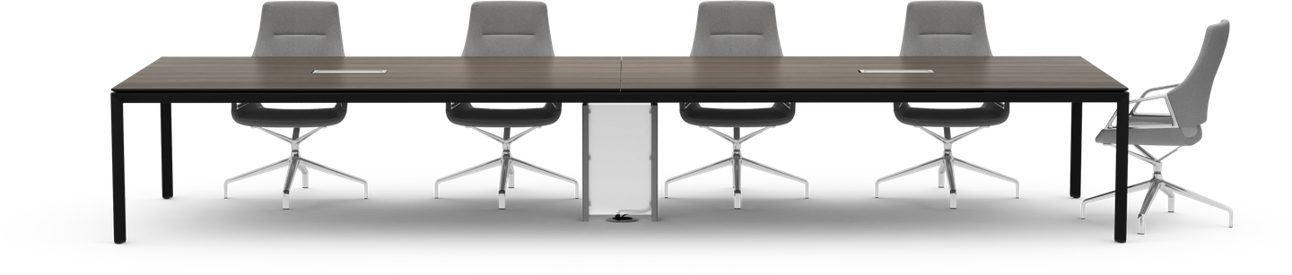 Conference table png. Miro room tables watson