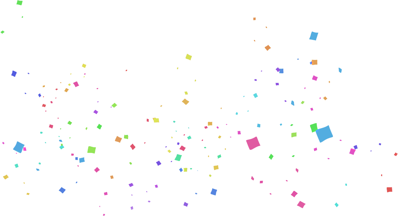 Confetti background png. Images transparent free download