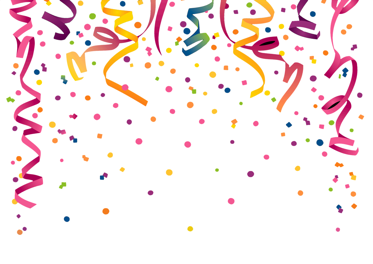 pop vector confetti