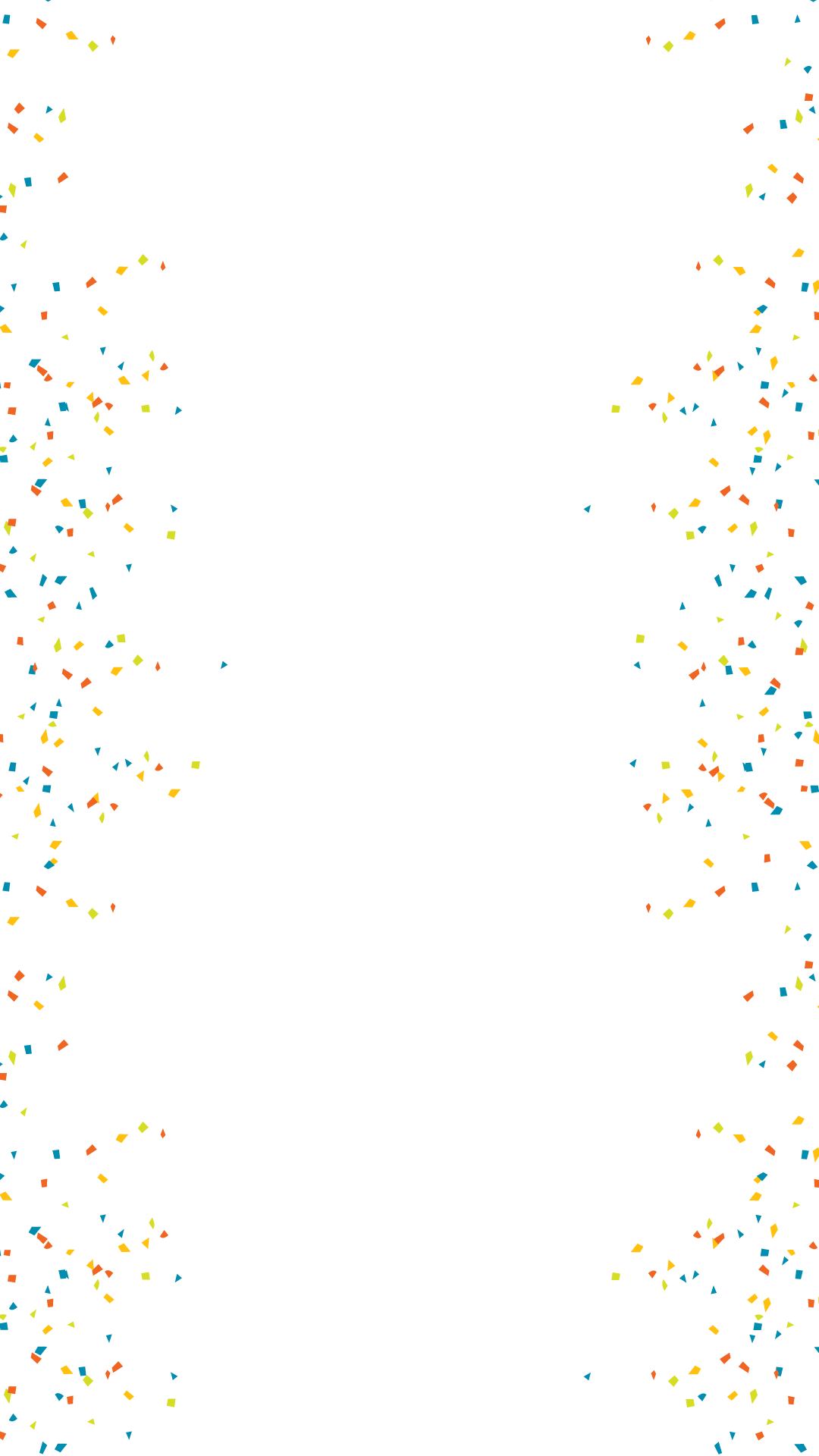 Glitter confetti png. Simple birthday snapchat filter