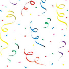 Free png image vector. Confetti clipart birthday accessory clip transparent stock