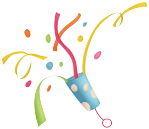 Confetti drawing birthday popper doodle. Pin by karin vansickle