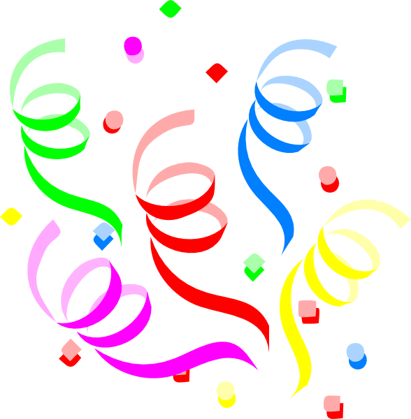 new year clip art confetti drawing torotot picture free download