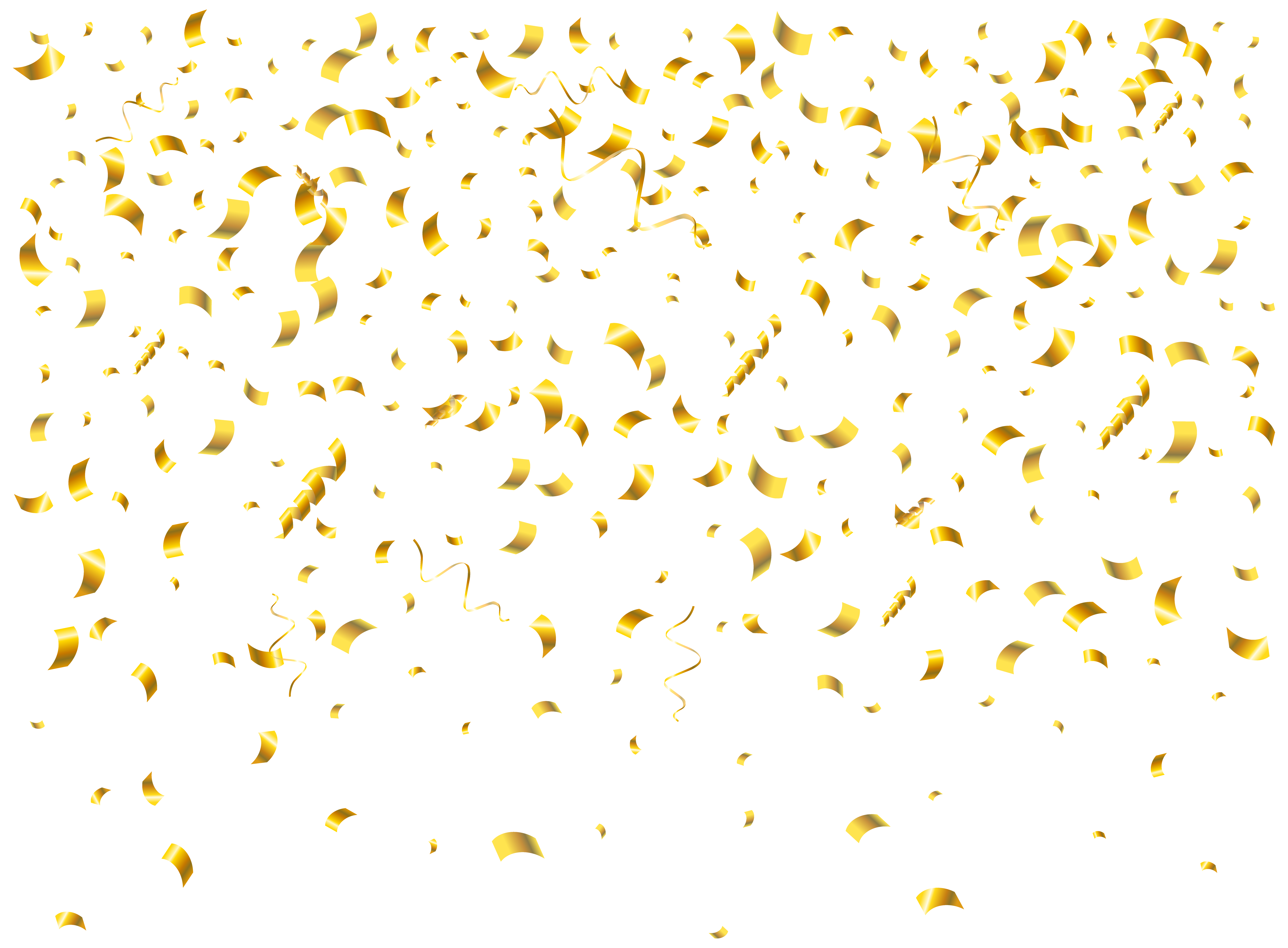 Confetti transparent background png. Clip art image gallery