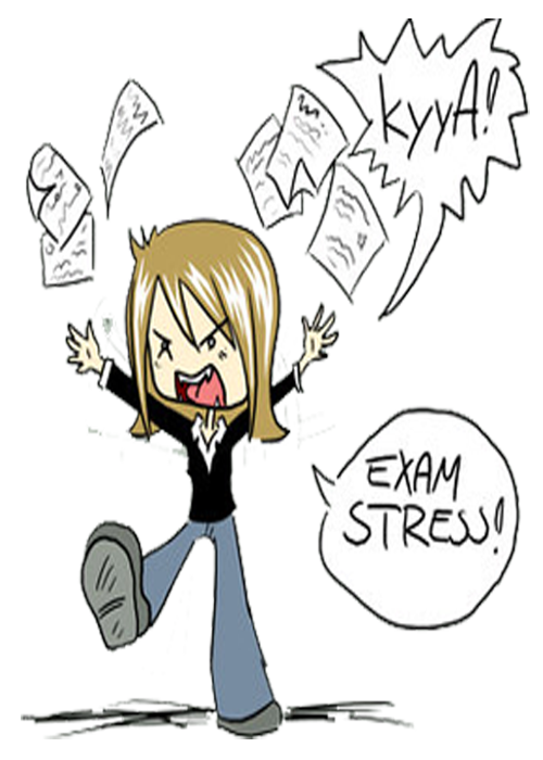 Confidence drawing hopeless. Manage exam stress of