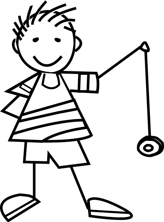 Confidence drawing preschooler. How to help your