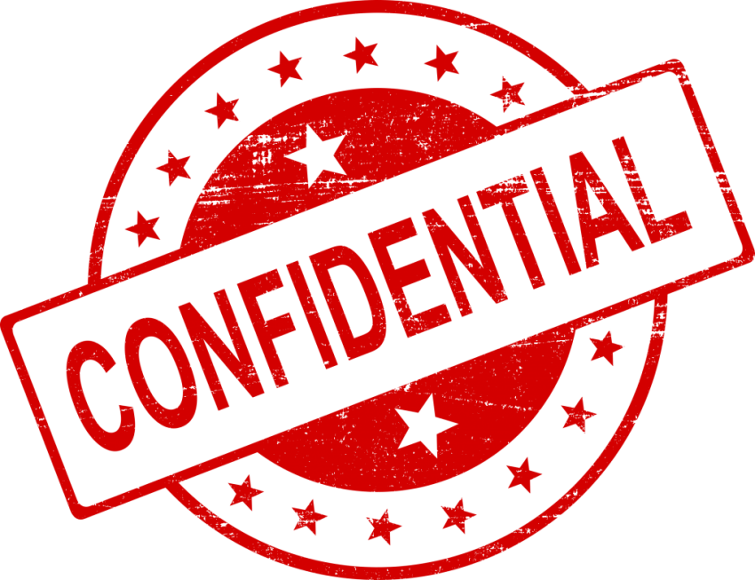 Confidential stamp png. Free images toppng transparent