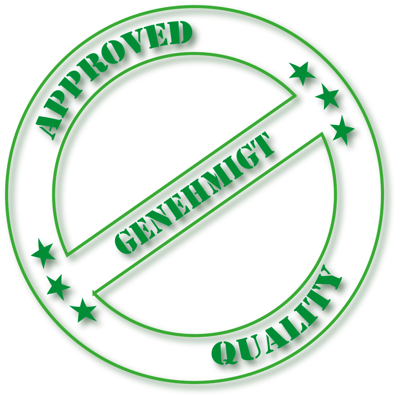 Control vector svg. Stamp approved commitment quality