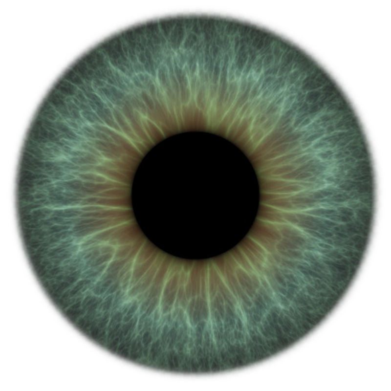 Confused cartoon eyes png. Iris texture at ppi