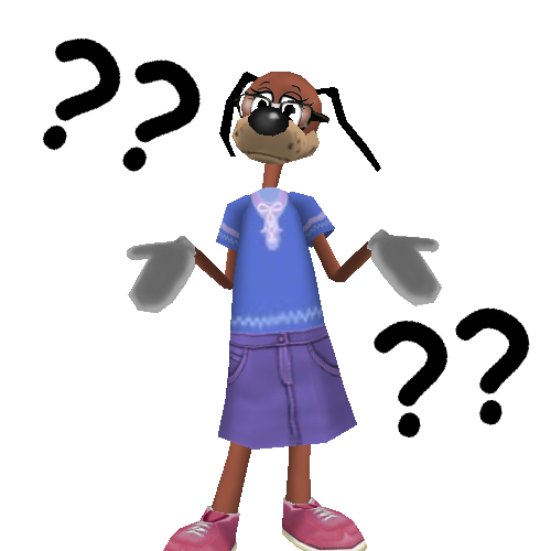 Confused club penguin png. Image berry is pookie
