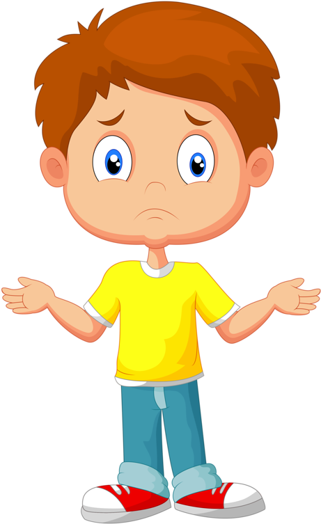 Confused kid png. Download soloveika cartoon x
