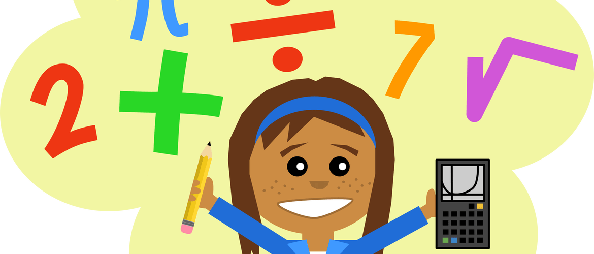 Confused math png. Too many children fear