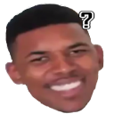Confused meme png. Nick young image