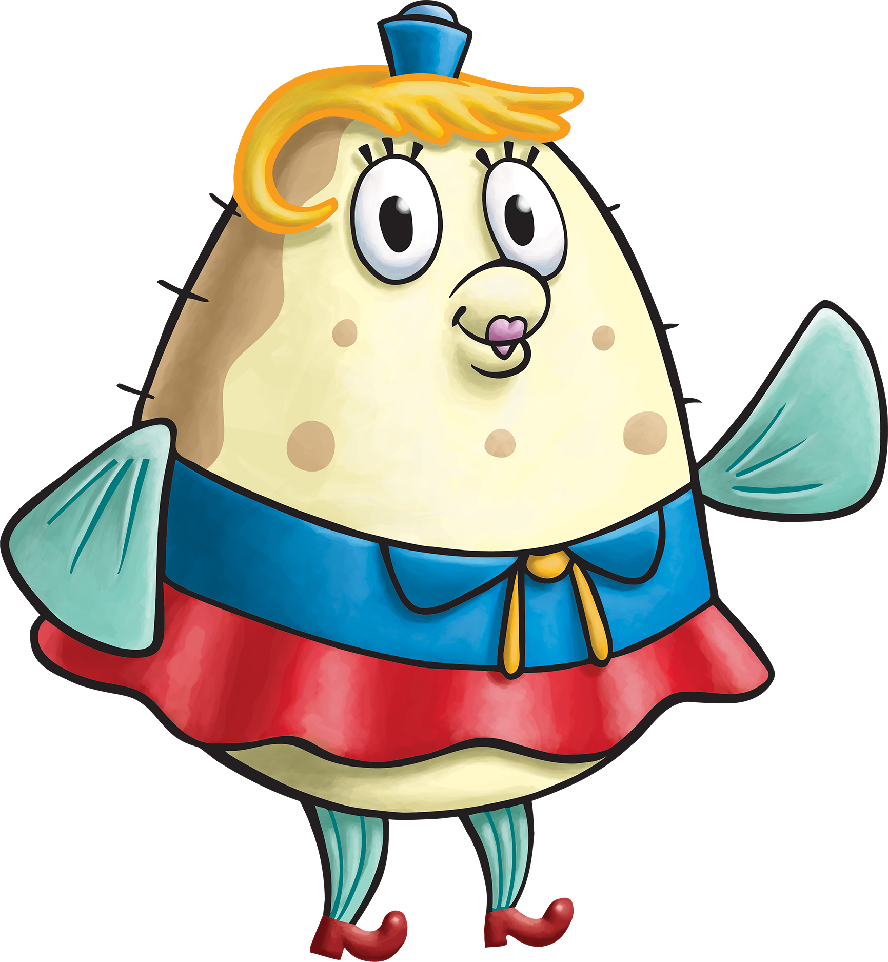 Confused plankton png. Mrs puff gallery encyclopedia