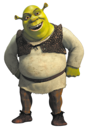 Confused shrek png. Wikivisually character in the