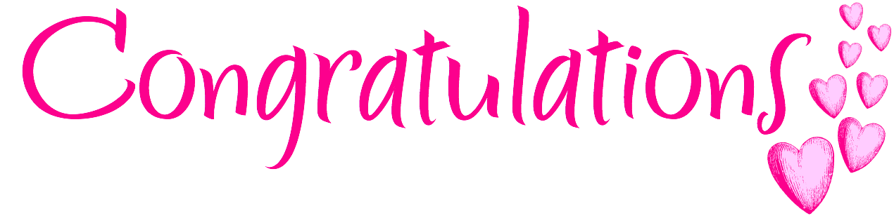Congratulations clipart png. Pictures images graphics lovely