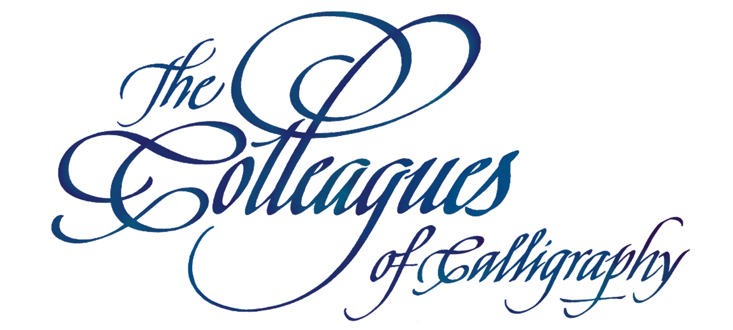 Congratulations calligraphy png. The colleagues of