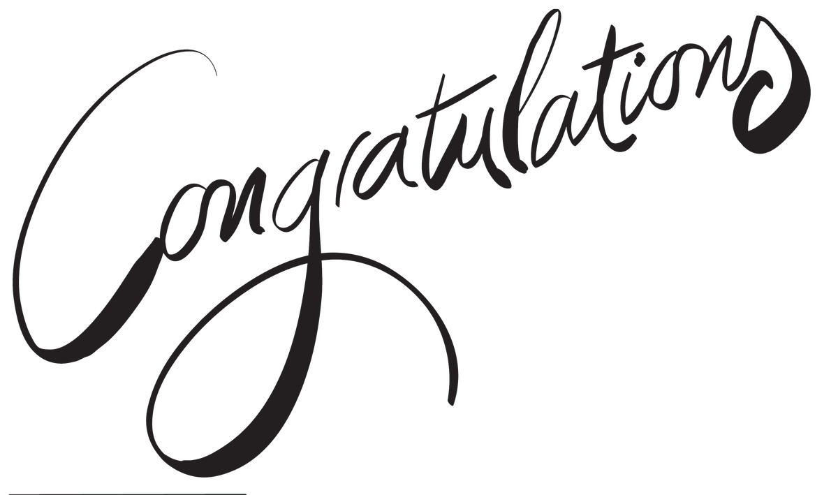 Calligraphy vector congratulation. Blog posts pegs gwie