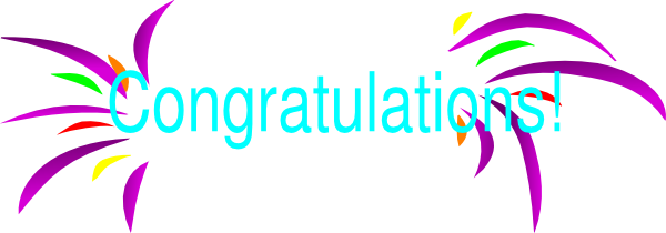 Congratulations clipart png. Transparent pictures free icons