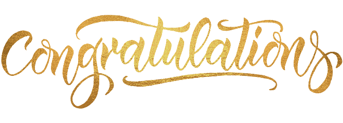 Congratulations calligraphy png. Images in collection page