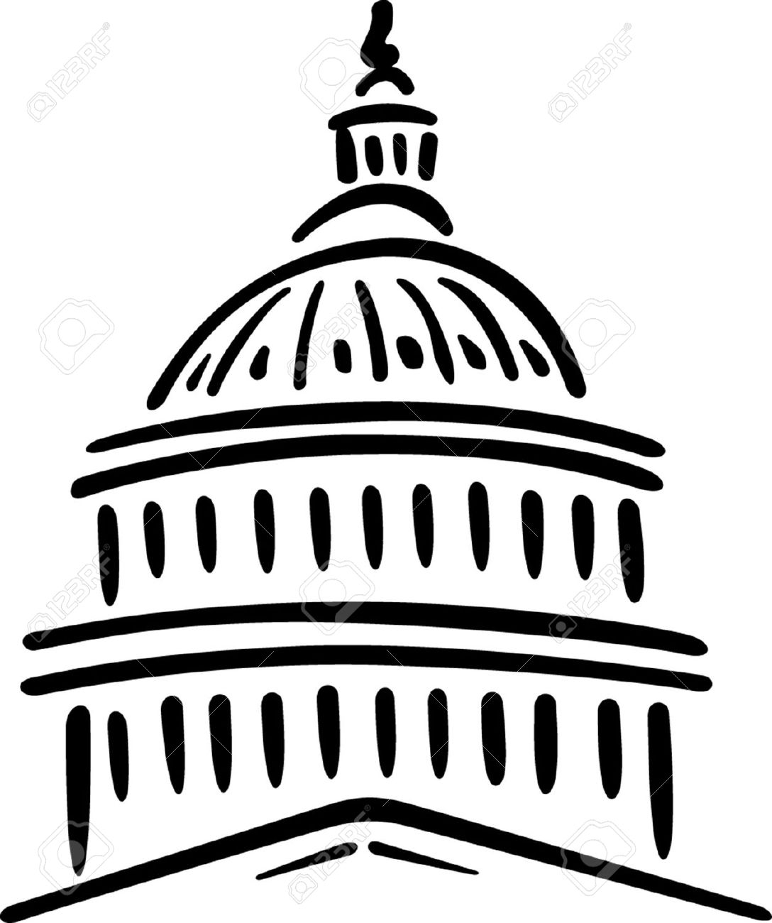 Congress clipart congress house. White us free fileseal