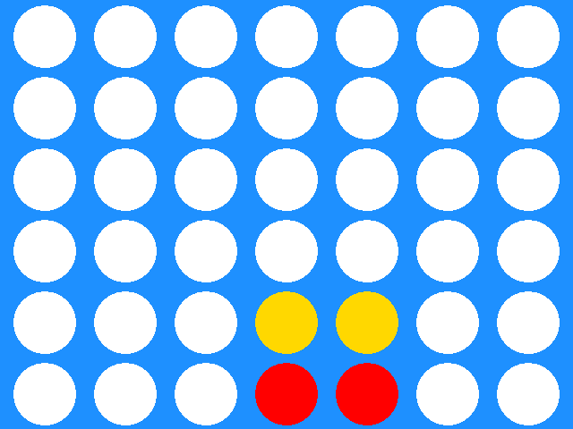 Connect 4 png. Creating the nearly perfect