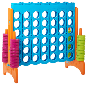 Connect 4 png. Giant four carnival games