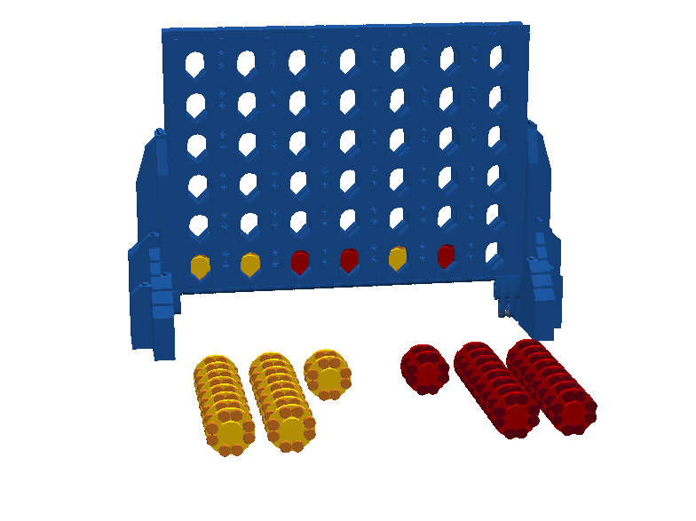 Connect 4 png. Lego ideas product