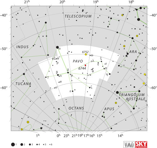 Constellations drawing apus. Pavo constellation wikiwand