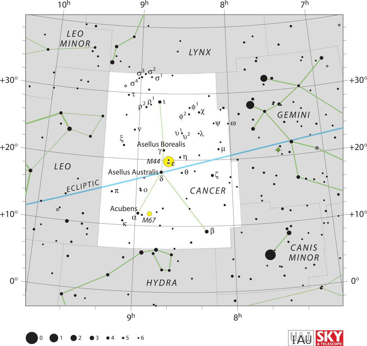 Constellations drawing easy. Cancer constellation wikipedia