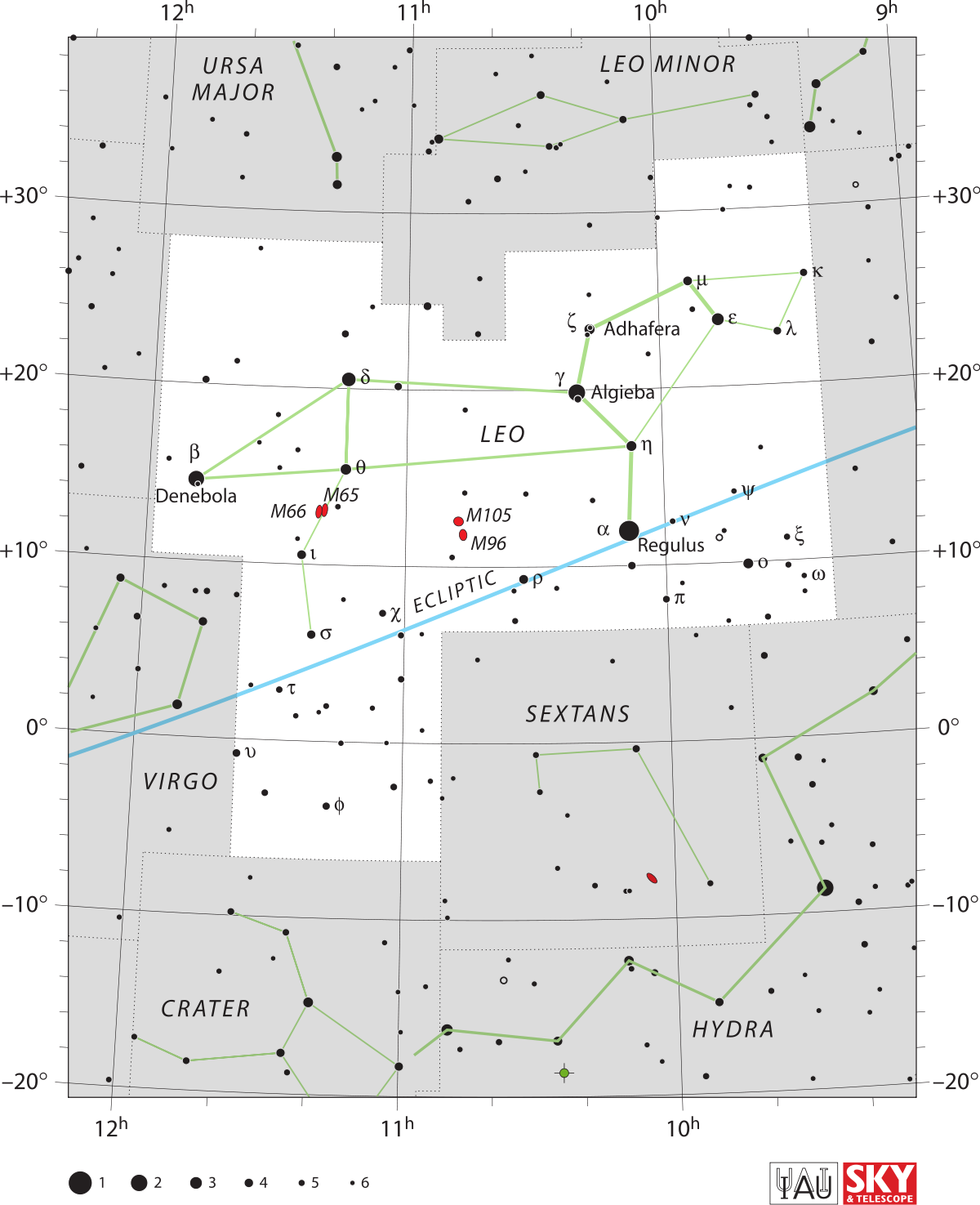 Constellations drawing leo. Constellation wikipedia